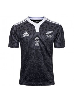 All Blacks 2017 Men's Special Edition Maori Jersey