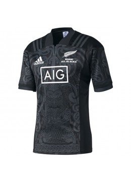 Maori All Blacks Replica Jersey