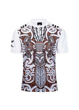 Maori All Blacks 2017 Performance T Shirt