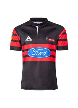 Crusaders Retro Rugby Jersey 2000