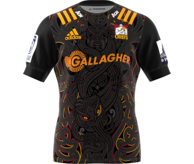Chiefs 2020 Super Rugby Home T-Shirt