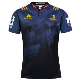 HIGHLANDERS 2017 MEN'S HOME RUGBY JERSEY