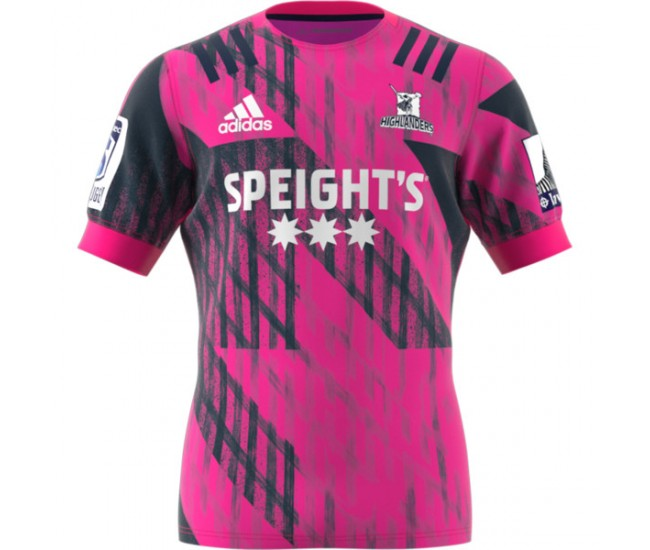 Highlanders Super Rugby Training T-Shirt 2020