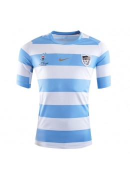 Argentina RWC 2019 Home Rugby Jersey