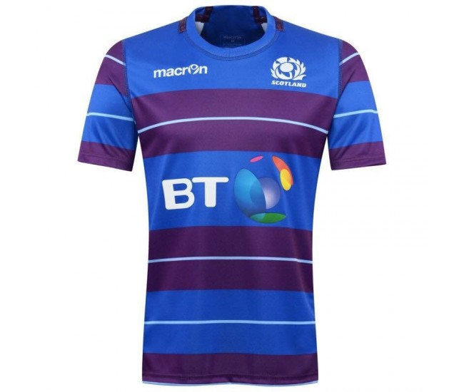 SCOTLAND 16/17 MEN'S HOME SEVENS SUPPORTERS T-Shirt