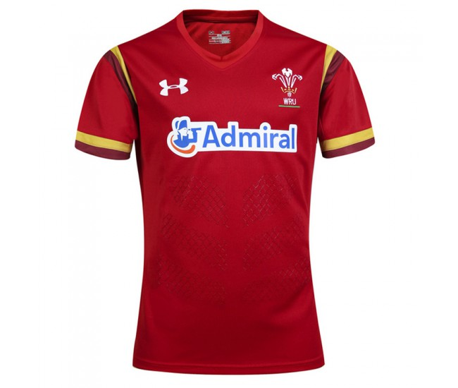 WALES 2017 MEN'S WRU HOME T-Shirt