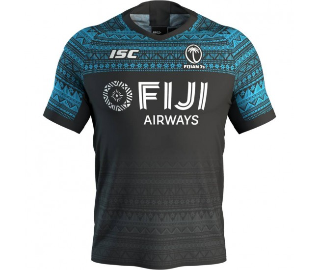 FIJI 2019 Airways Sevens Away T-Shirt