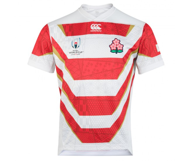 Japan Rugby RWC 2019 Home Pro T-Shirt
