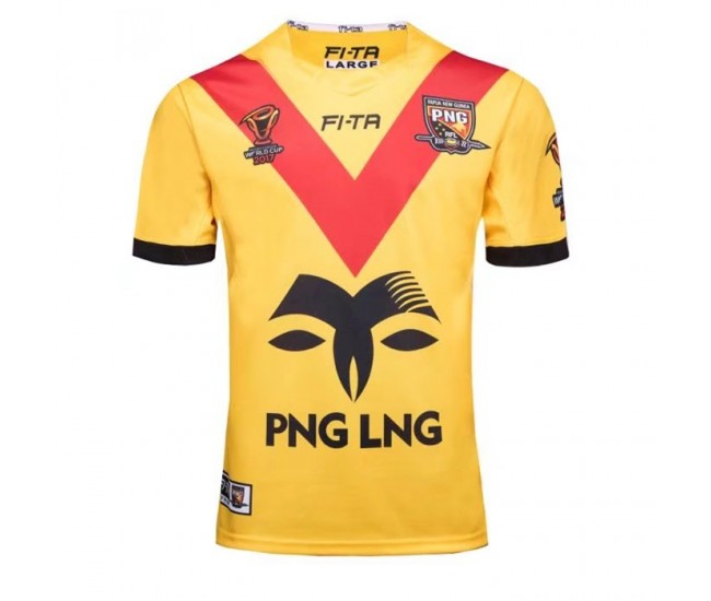 RLWC2017 Mens Papua New Guinea T-Shirt