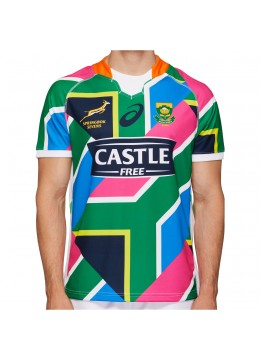 South Africa Springboks Sevens 2020 Mens Away Jersey