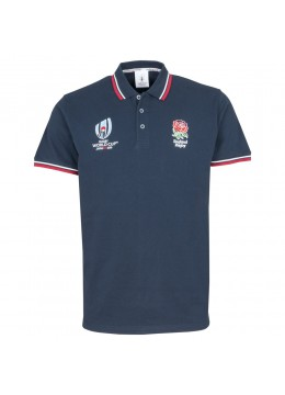 Rugby World Cup 2019 England Supporter Polo