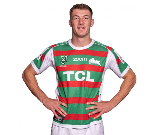 Classic 2021 South Sydney Rabbitohs Men's Away Jersey