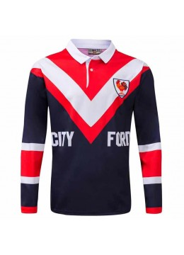Eastern Suburbs Roosters Retro Jersey 1976