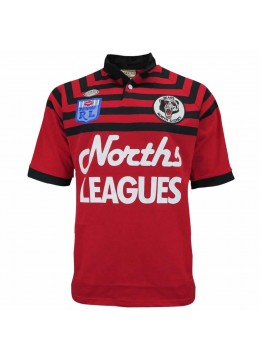 North Sydney Bears Retro Jersey 1991