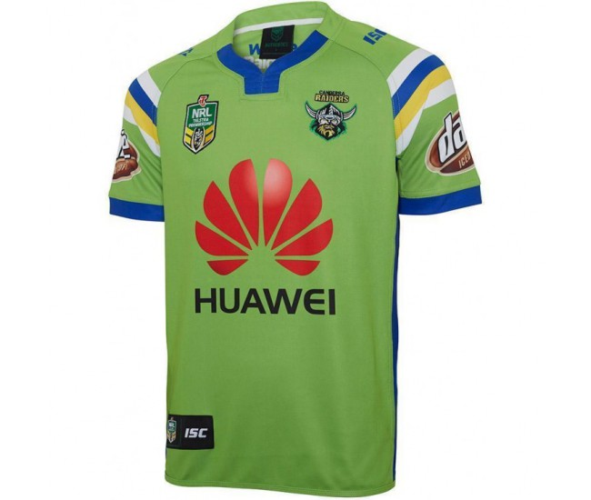 Canberra Raiders 2017 Men's Home T-Shirt