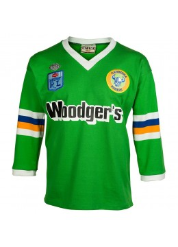 Canberra Raiders Retro Shirt 1989