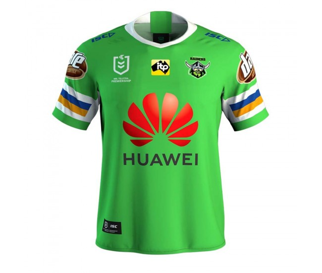 Canberra Raiders 2019 Men's Home T-Shirt