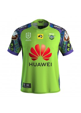 Canberra Raiders Men's Indigenous Jersey 2020